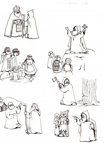 pappismunkki ilja