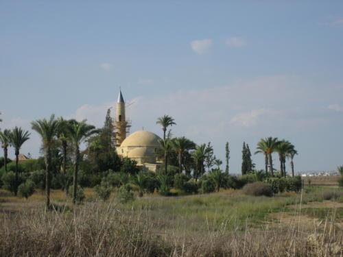 moskeija, Kypros