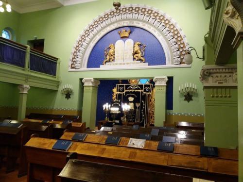 Helsingin synagoga