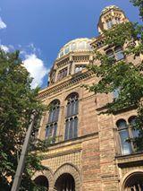 berliinin suuri synagoga