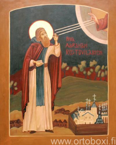 Abraham Rostovilainen