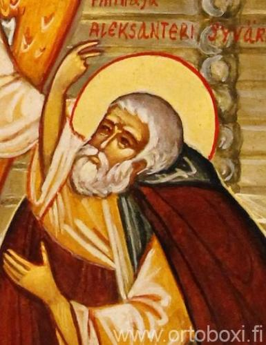 Aleksanteri Syväriläinen