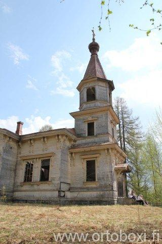 Korpiselän kirkko