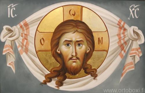 Kristuksen ikonit