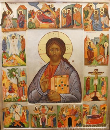 Kristus tapahtumaikoni