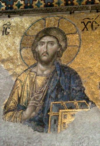 hagia sofia kristus