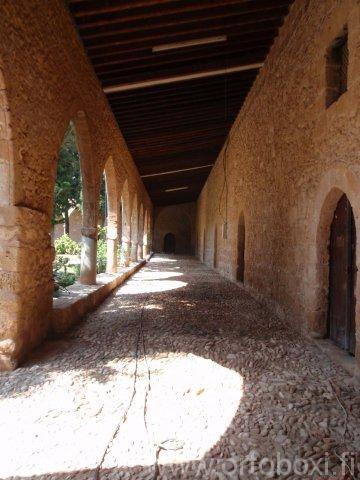 vanha luostari