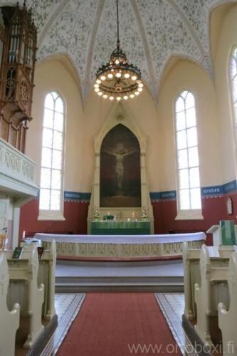 kirkkosali