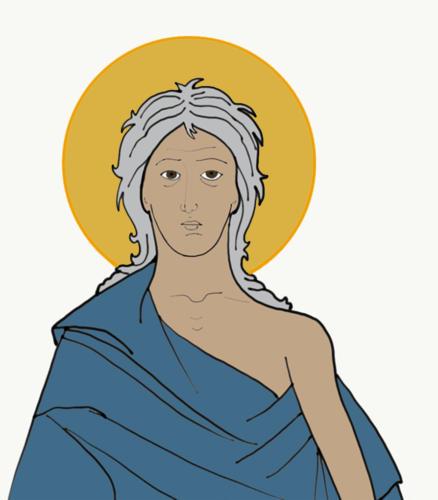 Maria Egyptiläinen v