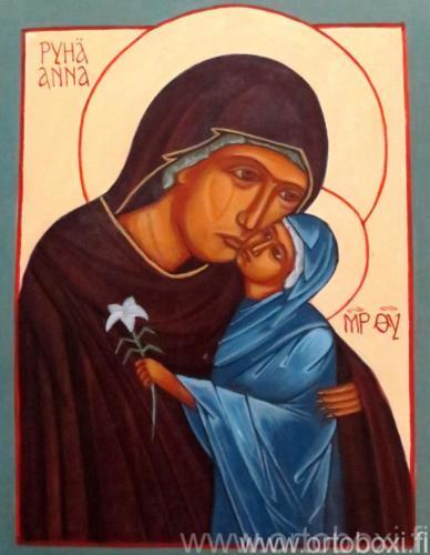 Pyhä Anna – Kopio
