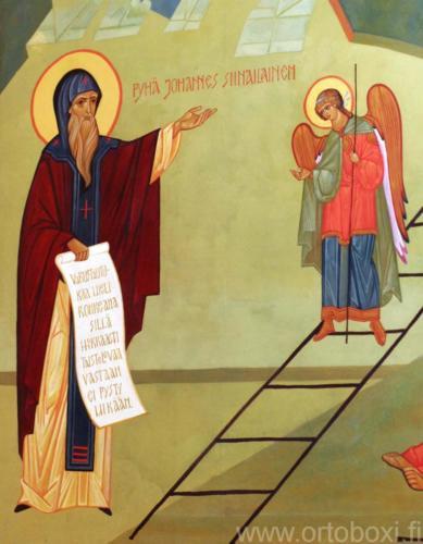 Pyhat Johannes Siinailainen