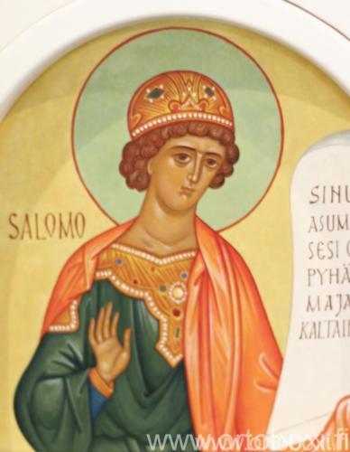 SALOMO – Kopio