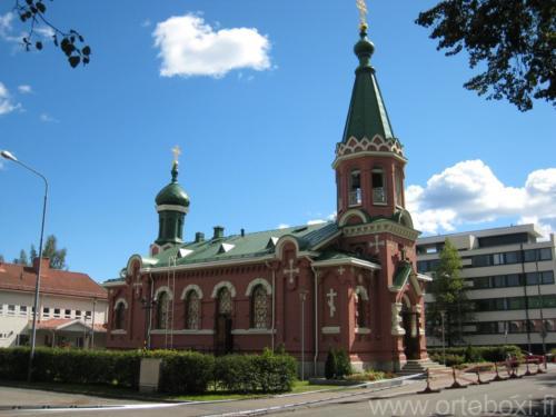 Kuopion Pyhän Nikolaoksen katedraali