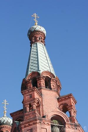 Tampereen ort kirkko