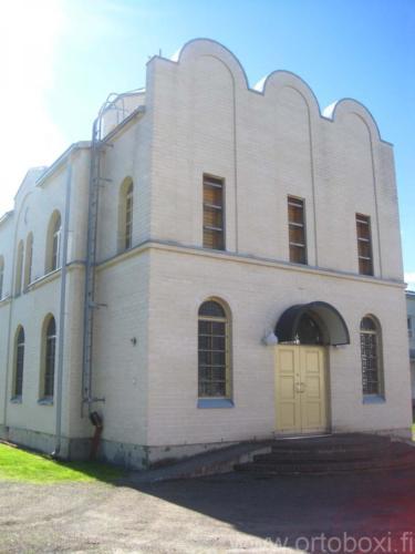 k ortodoksinen seminaari