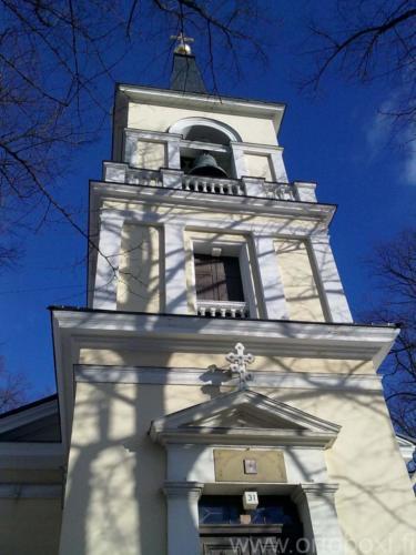 k pyhan kolminaisuuden kirkko helsinki
