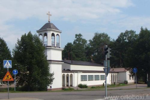 k varkauden kirkko