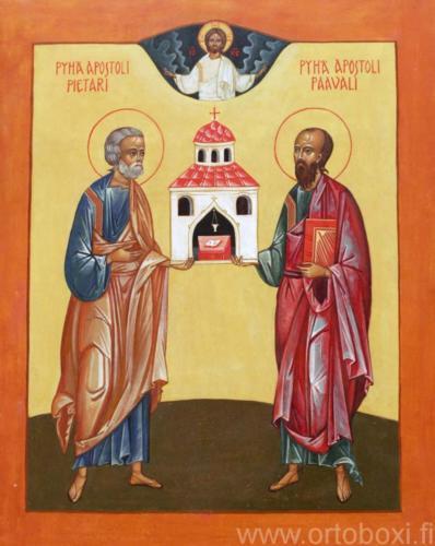 Pyhat Pietari ja Paavali