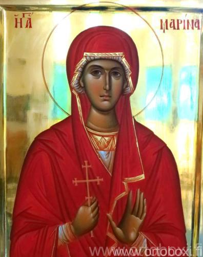 pyhä Marina