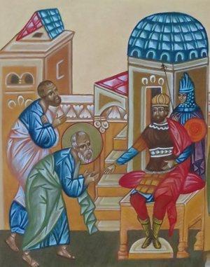 joosef arimatialainen pyyt kristuksen ruumiin