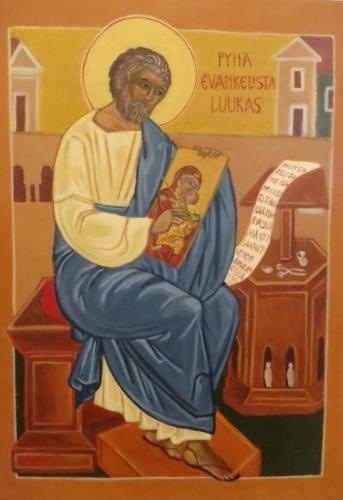 Luukas ikonimaalari